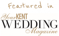Your Kent Wedding logo